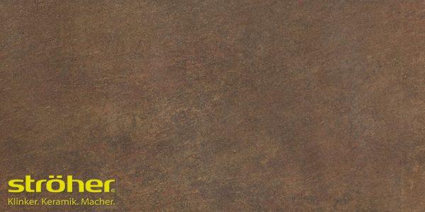 Клинкерная напольная плитка Stroeher ASAR 640 maro 30x30, 294x294x10 мм