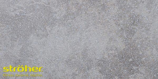 Клинкерная напольная плитка Stroeher ROCCIA 840 grigio 30x30, 294x294x10 мм