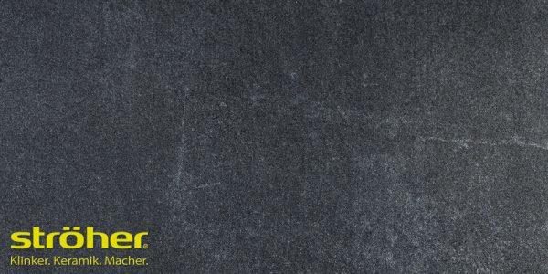Клинкерная напольная плитка Stroeher AERA T 717 anthra 30x30, 294x294x10 мм