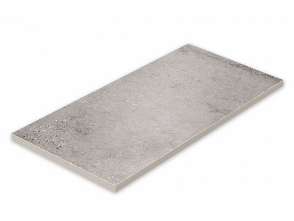 Террасные плиты Stroeher Gravel Blend 962 grey