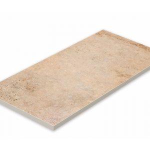 Террасные плиты Stroeher Gravel Blend 961 brown