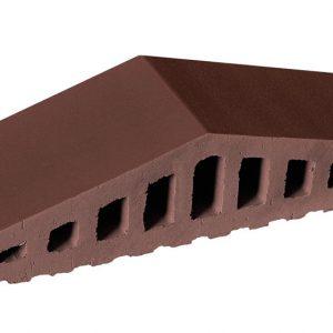Профильный кирпич KING KLINKER 03 Natural brown, 310/250*100*78 мм