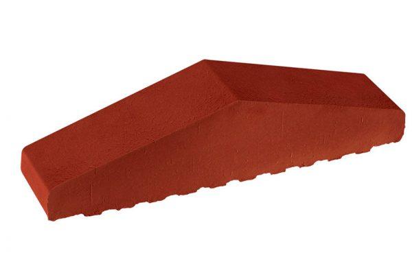 Профильный кирпич полнотелый KING KLINKER 06 Note of cinnamon, 310/250*65*78 мм