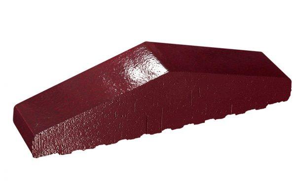 Профильный кирпич полнотелый KING KLINKER 16 The cherry orchard, 310/250*65*78 мм
