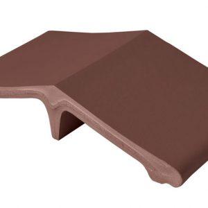 Профильный кирпич KING KLINKER 03 Natural brown, 445*250*90 мм