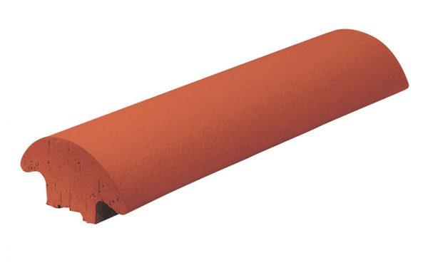 Профильный кирпич KING KLINKER 01 Ruby red, 79*250*42 мм