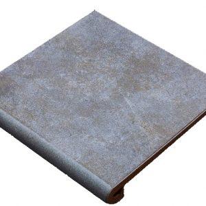 Клинкерная ступень Gres Aragon Mytho Acero, 330*325*18(53) мм