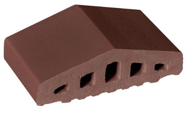 Профильный кирпич KING KLINKER 03 Natural brown, 180/120*100*58 мм