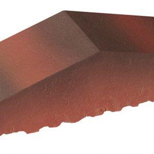 Профильный кирпич полнотелый KING KLINKER Таинственный сад (05), 180/120*65*58 мм