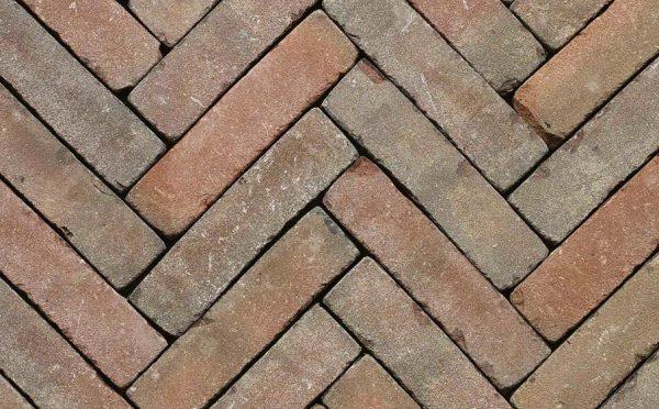 Клинкерная тротуарная брусчатка Penter Novoton tumbled, 200*50*65 мм