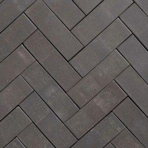 Клинкерная тротуарная брусчатка Penter Eros onbezand, 200*65*65 мм