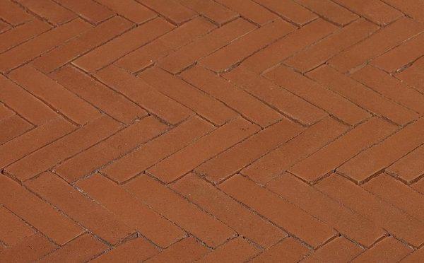 Клинкерная тротуарная брусчатка Penter Bruno wasserstrich, 200*50*85 мм