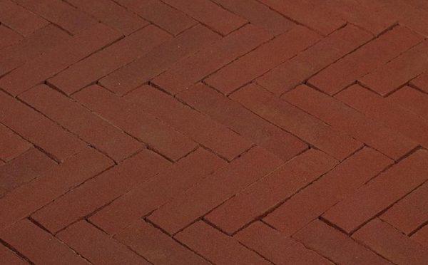 Клинкерная тротуарная брусчатка Penter Paviona, 200*50*85 мм