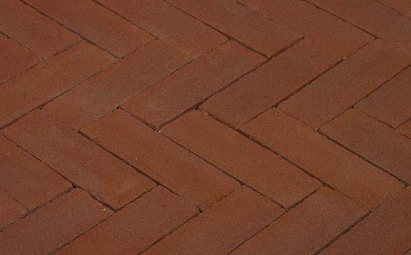 Клинкерная тротуарная брусчатка Penter Paviona, 240*65*80 мм