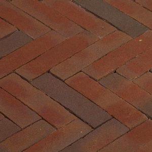 Клинкерная тротуарная брусчатка Penter Padova, 200*50*85 мм