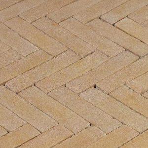Клинкерная тротуарная брусчатка Penter Siena, 200*50*85 мм