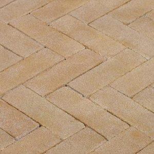 Клинкерная тротуарная брусчатка Penter Siena, 200*65*85 мм