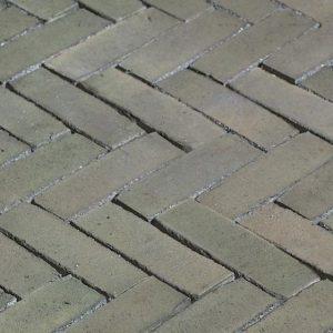 Клинкерная тротуарная брусчатка Penter Fico wasserstrich, 200*65*85 мм