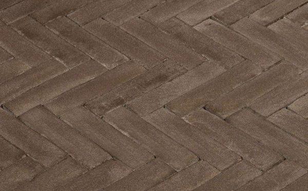 Клинкерная тротуарная брусчатка Penter Mastiek, 200*50*85 мм