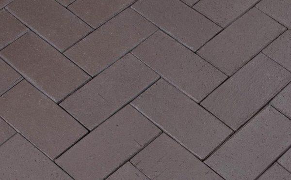 Клинкерная тротуарная брусчатка Penter Ares, 200*100*52 мм