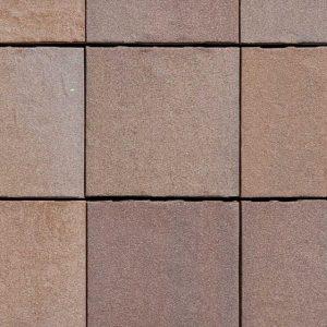 Клинкерная тротуарная брусчатка Penter Orion, 150*150*65 мм