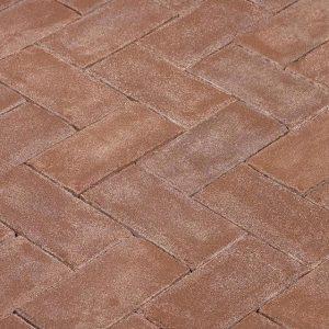 Клинкерная тротуарная брусчатка Penter Bruno, 200*100*70 мм