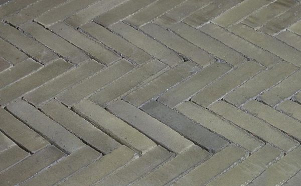 Клинкерная тротуарная брусчатка Penter Fico wasserstrich, 200*50*85 мм