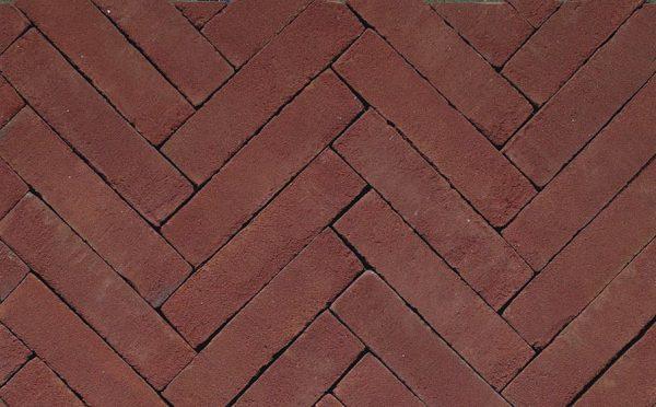 Клинкерная тротуарная брусчатка Penter Paviona tumbled, 200*50*85 мм