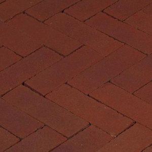 Клинкерная тротуарная брусчатка Penter Paviona, 200*65*85 мм