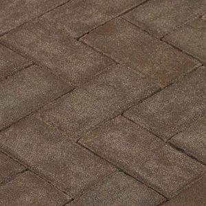 Клинкерная тротуарная брусчатка Penter Mastiek, 200*100*70 мм