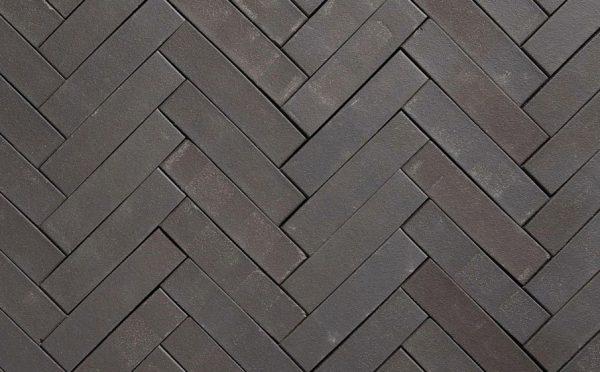 Клинкерная тротуарная брусчатка Penter Eros onbezand, 200*50*65 мм