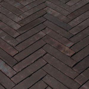 Тротуарная клинкерная брусчатка Penter Langeoog, 210*50*70 мм