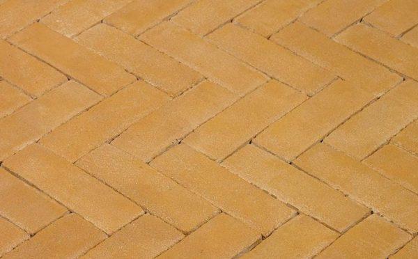 Клинкерная тротуарная брусчатка Penter Solane, 200*65*85 мм