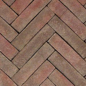 Клинкерная тротуарная брусчатка Penter Novoton, 200*50*85 мм