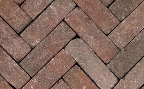 Клинкерная тротуарная брусчатка Penter Novoton tumbled, 200*65*85 мм