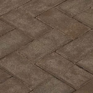 Клинкерная тротуарная брусчатка Penter Mastiek, 200*100*80 мм