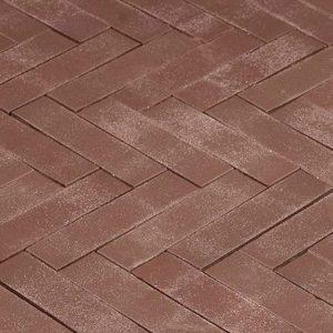 Клинкерная тротуарная брусчатка Penter Dione onbezand tumbled, 200*50*65 мм