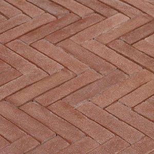 Клинкерная тротуарная брусчатка Penter Bruno, 200*50*85 мм