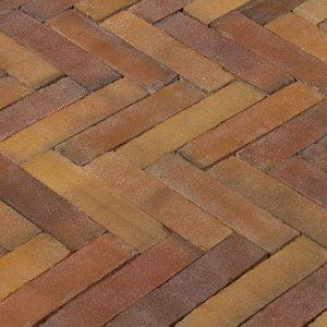 Клинкерная тротуарная брусчатка Penter Auraton, 200*50*85 мм