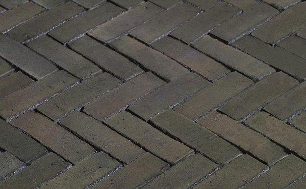 Клинкерная тротуарная брусчатка Penter Forresta wasserstrich, 200*65*85 мм