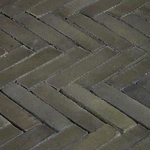 Клинкерная тротуарная брусчатка Penter Forresta wasserstrich, 200*50*85 мм