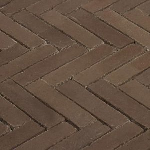 Клинкерная тротуарная брусчатка Penter Mastiek wasserstrich, 200*50*85 мм
