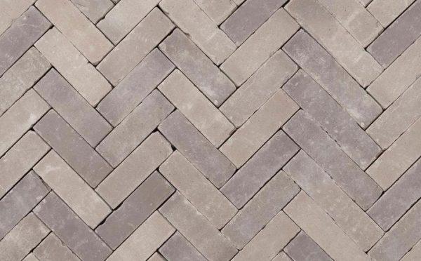 Клинкерная тротуарная брусчатка Penter Lotis onbezand tumbled, 200*65*65 мм