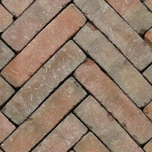 Клинкерная тротуарная брусчатка Penter Novoton tumbled, 200*50*85 мм