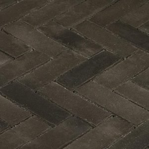 Клинкерная тротуарная брусчатка Penter Arduin wasserstrich, 200*65*85 мм