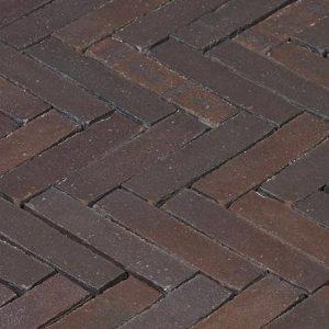 Клинкерная тротуарная брусчатка Penter Nostalgie wasserstrich, 200*50*85 мм