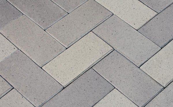 Клинкерная тротуарная брусчатка Penter Lotis, 200*100*52 мм