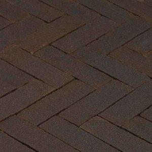 Клинкерная тротуарная брусчатка Penter Preston tumbled, 200*65*65 мм