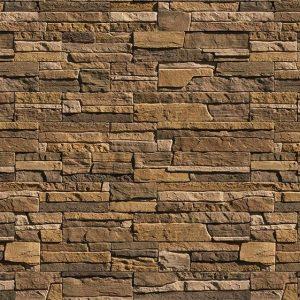 Камень для вентфасадов White Hills Каскад Рейндж F235-40