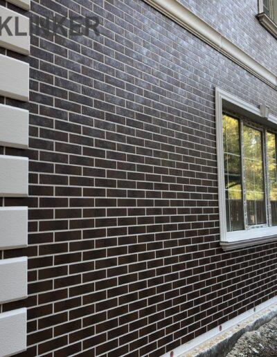 Paradyz фасадная плитка Vipklinker 001